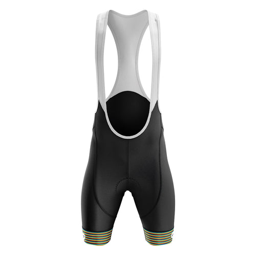 Mens Jewel Oxo Padded Cycling Bib Shorts