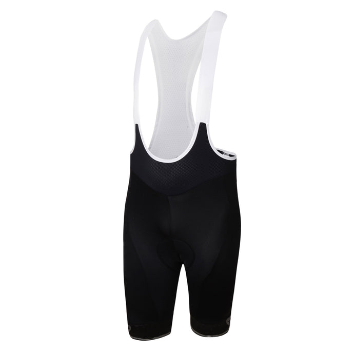 Mens Premium Stealth Padded Cycling Bib Shorts
