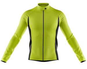Big and Tall Mens Hi Vis Stealth Cycling Jersey