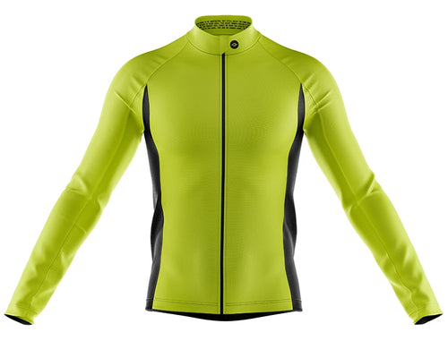 Mens Hi-Vis Stealth Cycling Jersey