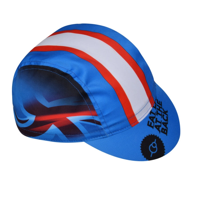 Union Jack Cycling Cap