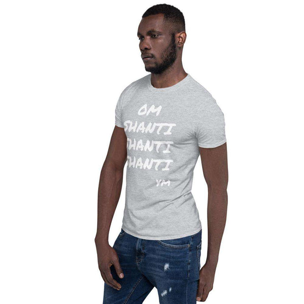 "T shirt nouvelle collection ""OM SHANTI SHANTI SHANTI"" - YogaMaste"