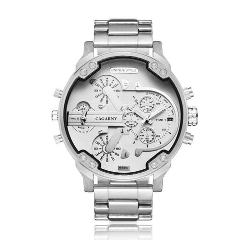 Modern Fashionable Steel Watch