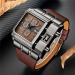 Beefy Square Watch