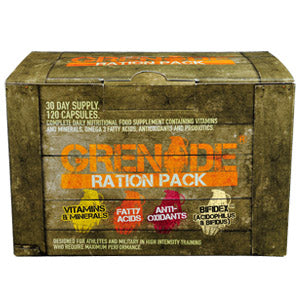 Grenade Ration Packs