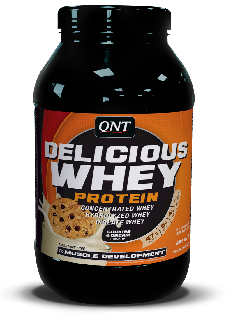 DELICIOUS WHEY SPECIAL OFFER: 908G