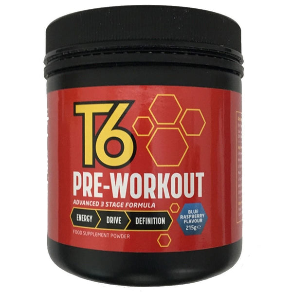 T6 Pre-Work Out