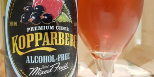 Mixed Fruit Cider by Kopparberg