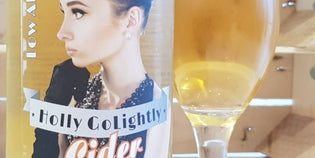 Holly Golightly Cider