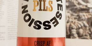 Crisp AF Pils by Infinite Session