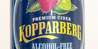 Strawberry Lime Cider by Kopparberg
