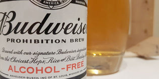 Budweiser Prohibition Brew