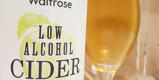 Waitrose Low Alcohol Cider
