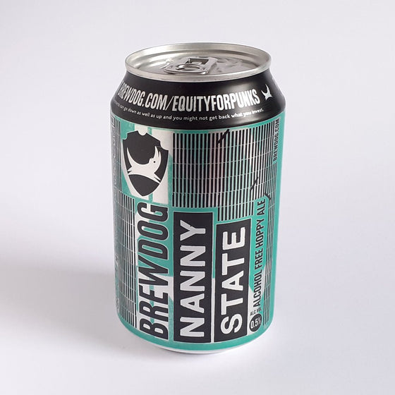 Brewdog Nanny State Alcohol Free Beer