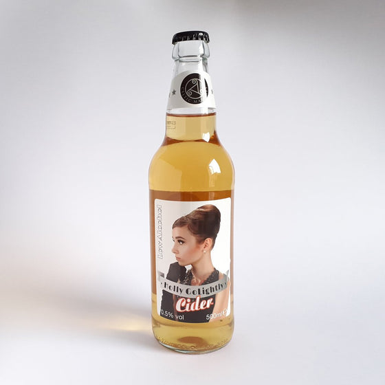 Celtic Marches Holly GoLightly Low Alcohol Cider