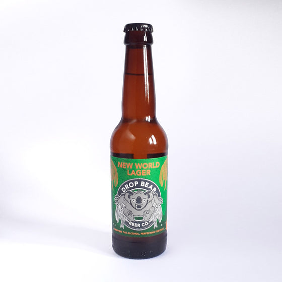 Drop Bear New World Lager