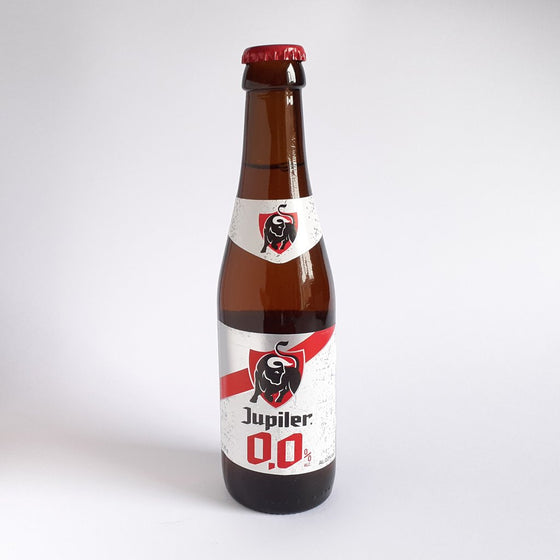 Jupiler Non Alcoholic Beer