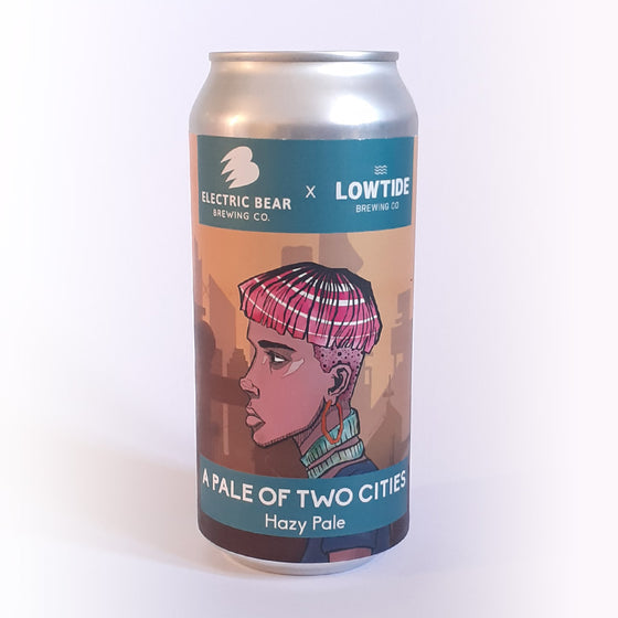 Lowtide A Pale of Two Cities Hazy Pale Ale