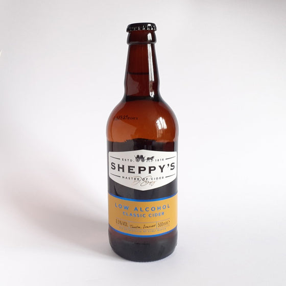Sheppys Low Alcohol Classic Cider