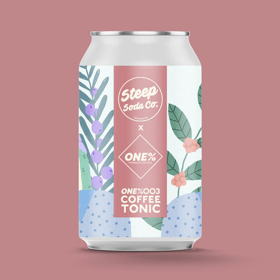 Cold Brew Coffee Tonic