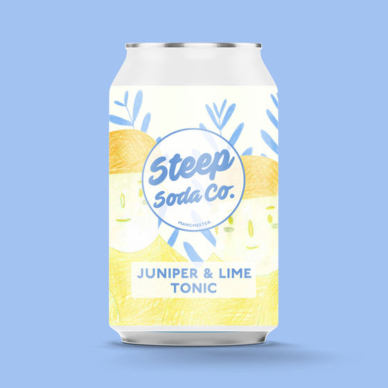 Juniper and Lime Tonic
