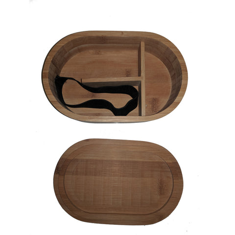 Organic Bamboo Bento Snacks Box