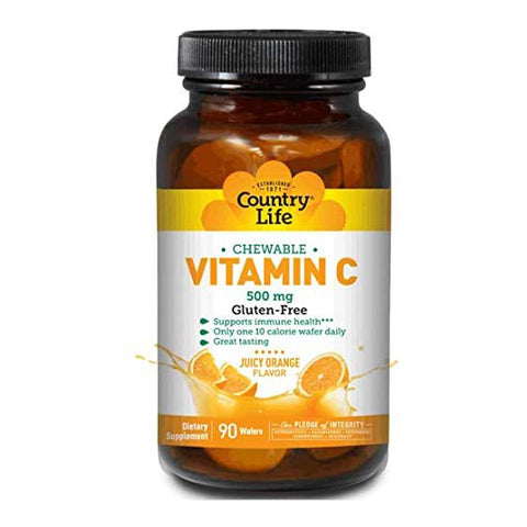 Chewable Vitamin C 500mg