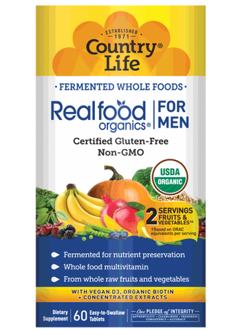 Realfood Organics® For Men