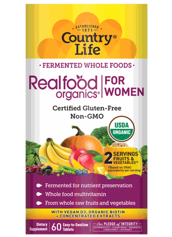 Realfood Organics® For Women