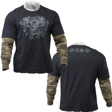 Army Long Sleeve 2 in 1