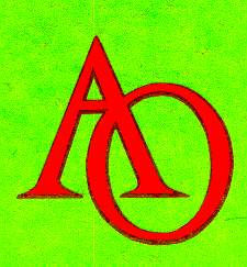 The Original 1930's AO Logo