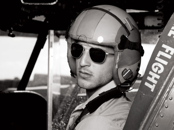 Air Force Aviator Sunglasses by Randolph Engineering