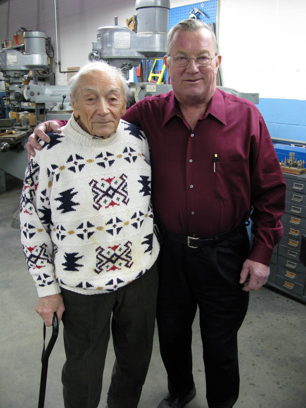 Jan Waskiewicz & Stanley Zaleski - Founders of Randolph Engineering, Inc.