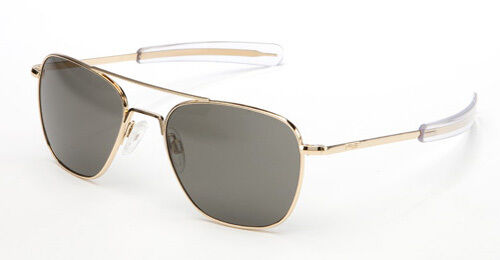 Randolph Aviator Non-Polarized Sunglasses Military Made in USA Choose Size/Color