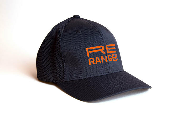 Randolph Engineering Ranger Mesh Flex Fit Moisture Wicking Technical Cap