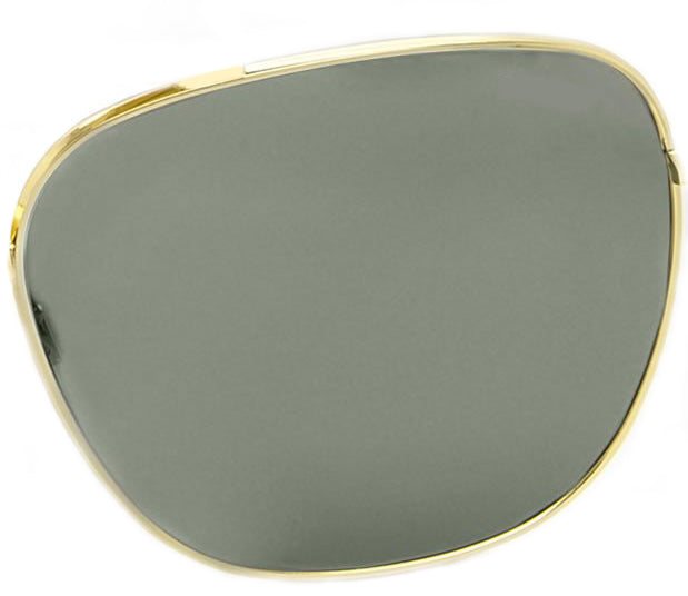 Prescription Aviator Sunglasses Mineral Glass Lenses