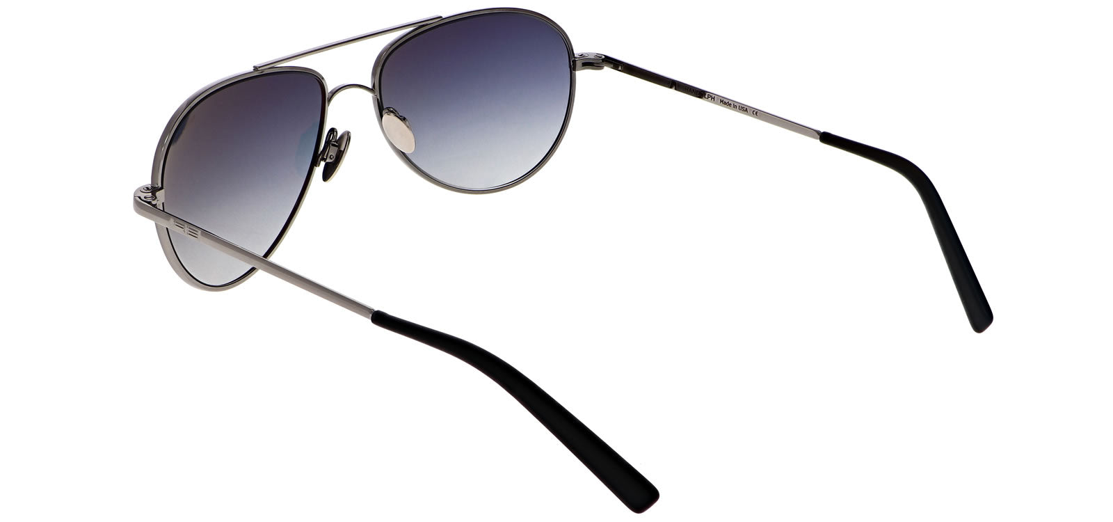 "Randolph ""The Hawk"" Sunglasses Skull Temple Beautiful Frames and Lenses"