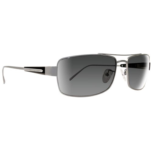 Scheyden Mustang Titanium Frame Neutral Gray  Glass Lens Sunglasses