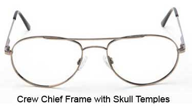 Randolph Crew Chief Prescription Frames