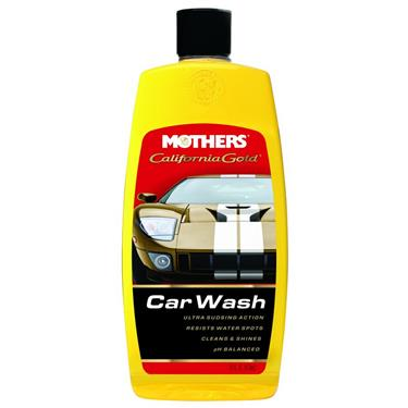 Mothers 05600 Car Wash; California Gold; Liquid; 16 Ounce