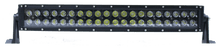 "Load image into Gallery viewer, SpeedDemon 20"" Curved Dual Row Light Bar - DRCX20 (Silver & Black Ops)"
