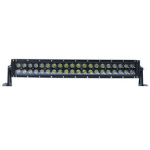"Load image into Gallery viewer, SpeedDemon 20"" Curved Dual Row Light Bar - DRCX20 ( Black Ops)"