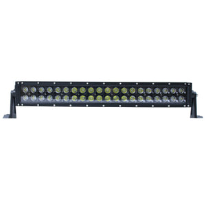 "SpeedDemon 20"" Curved Dual Row Light Bar - DRCX20 ( Black Ops)"
