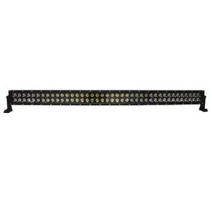 "SpeedDemon 40"" Curved Dual Row Light Bar - DRCX40 (Silver & Black Ops)"