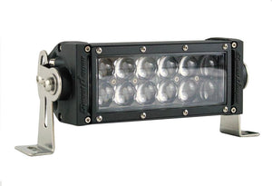 "SpeedDemon 6"" Infinity Dual Row Light Bar"