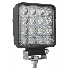 SpeedDemon 1648 Square Work Light
