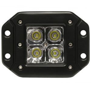 SpeedDemon 4 Pack Flush Mount Work/Driving/Flood Light