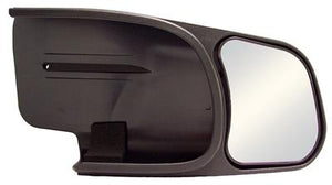CIPA USA 10802 Exterior Towing Mirror; Slide On