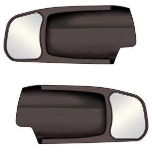 CIPA USA 11400 Exterior Towing Mirror; 2 Pieces; Dodge/Ram
