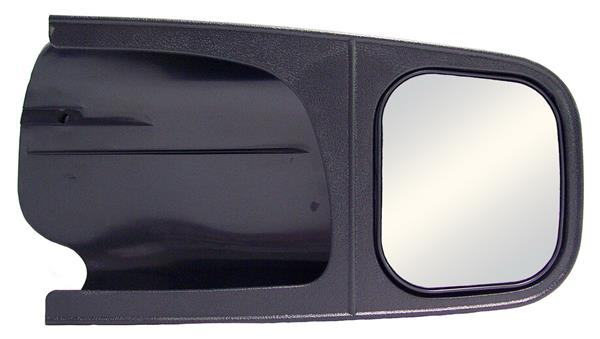 CIPA USA 11902 Exterior Towing Mirror; Slide On; Ford Passenger Side